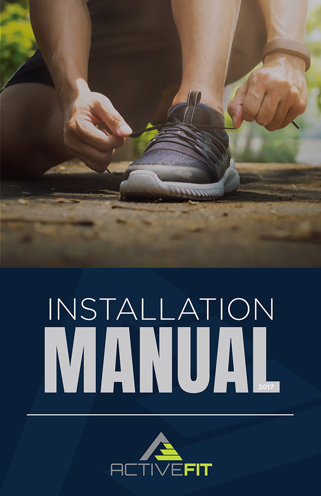 ActiveFit Installation Manual