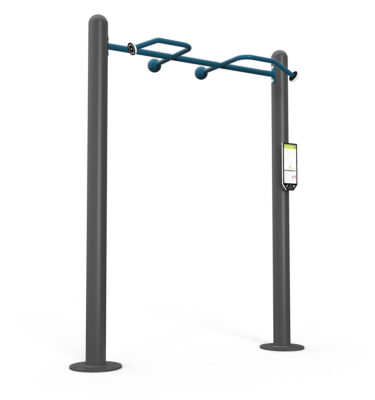 Multi-Grip Pull-up Bars 82in