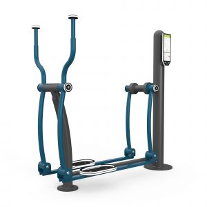 ActiveFit Cross Country Skier