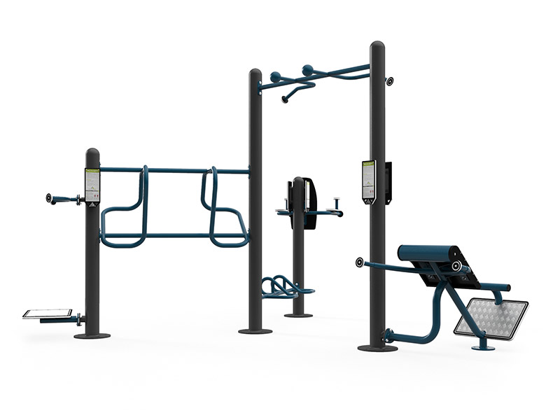 Complete Outdoor Gym - ActiveFit
