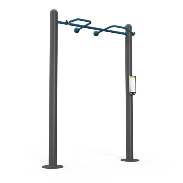 ActiveFit Multi-Grip Pull-up Bars 92in