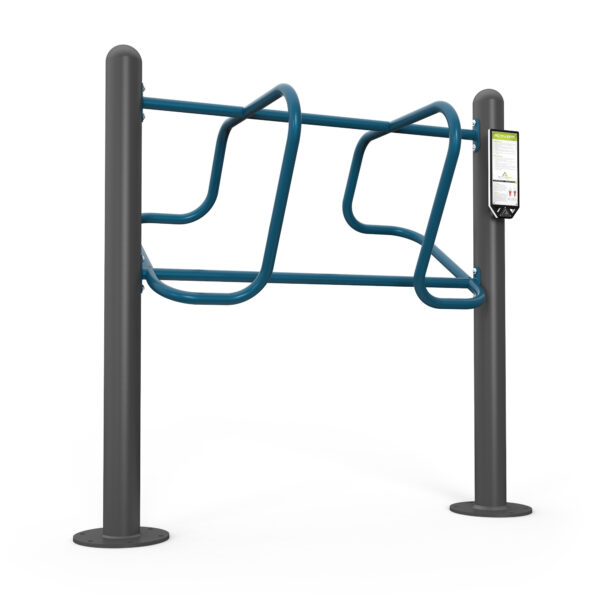 ActiveFit Multi-Grip Dip Station