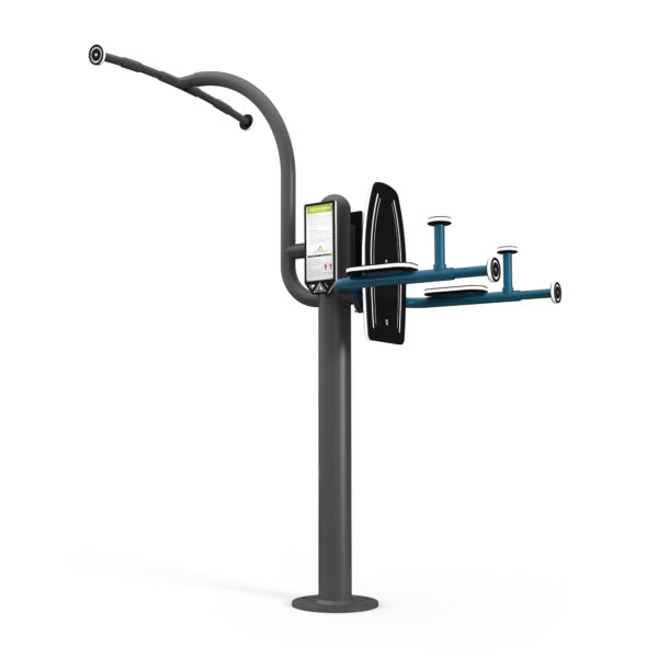 ActiveFit Knee Lift - Pull-up Station