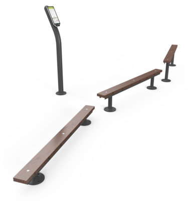ActiveFit Balance Beams