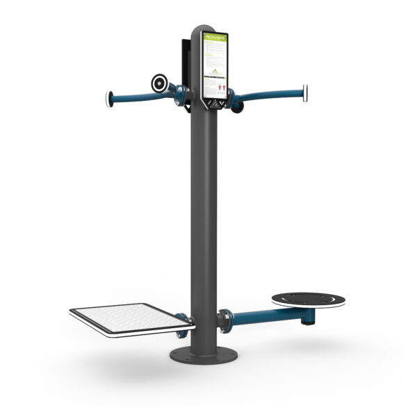ActiveFit Lower Body - Stepper Station