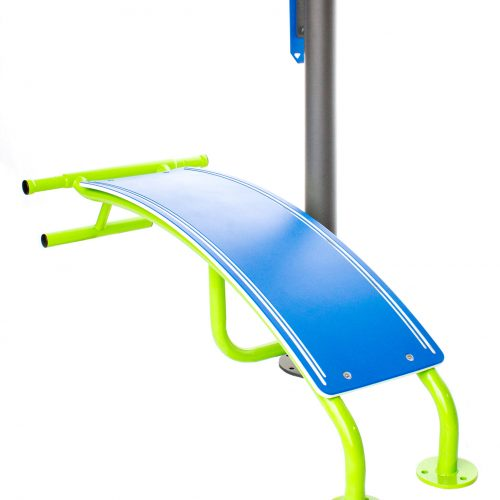 Sit-up Bench 02